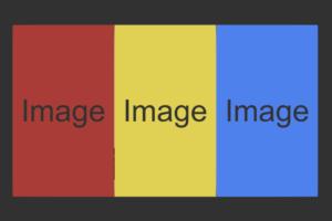 画面サイズに合わせて自動で等分割するUI要素の設定