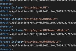 VectorGraphicsが原因でUnityEngine.UIへの参照がエラーになる問題