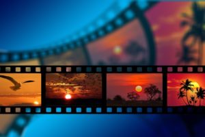iMovieでテキストを自由配置する画期的な方法【画像ソフト不要!】