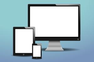 Chromeでタブや検索バーなどが省略され、全画面表示になった時の解除方法